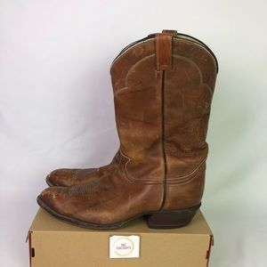 Tony Lama Cowboy Boots Style 5084 pre-owned